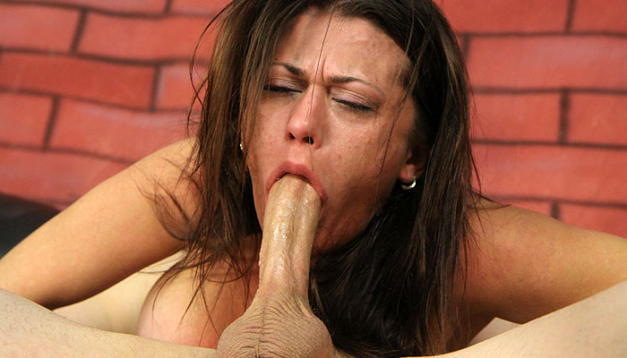 Carmen Ross extreme face fucking porn video on Latina Throats